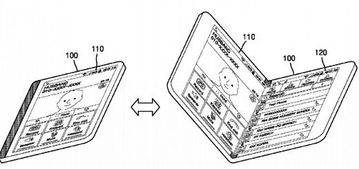 New Samsung patent details rollable foldable phones and tablets