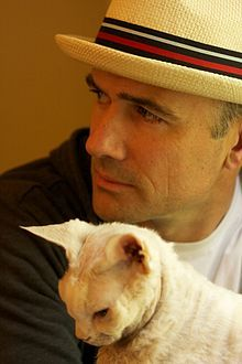 Mark Z. Danielewski (/ˈdænjəlɛfski/; born March 5, 1966[1] in New York City[2]) is an American fiction author. Though his second novel, Only Revolutions (2006), was nominated for the National Book Award,[3] Danielewski is most widely known for his debut novel House of Leaves (2000), which garnered a considerable cult following and won the New York Public Library's Young Lions Fiction Award.