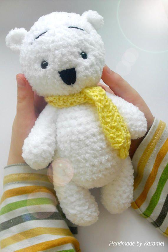 Crochet Amigurumi Bear – ArcheaMystic | 855x570