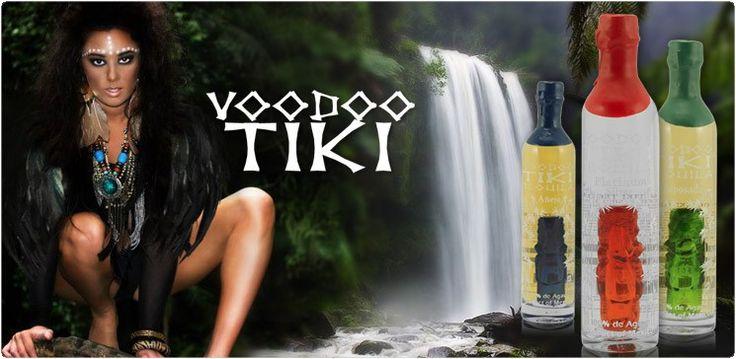 Urban Drinks - VooDoo Tiki Tequila kaufen bei Urban Drinks - Tequila-Kunst aus Mexiko trifft Tiki-Kultur aus Hawaii