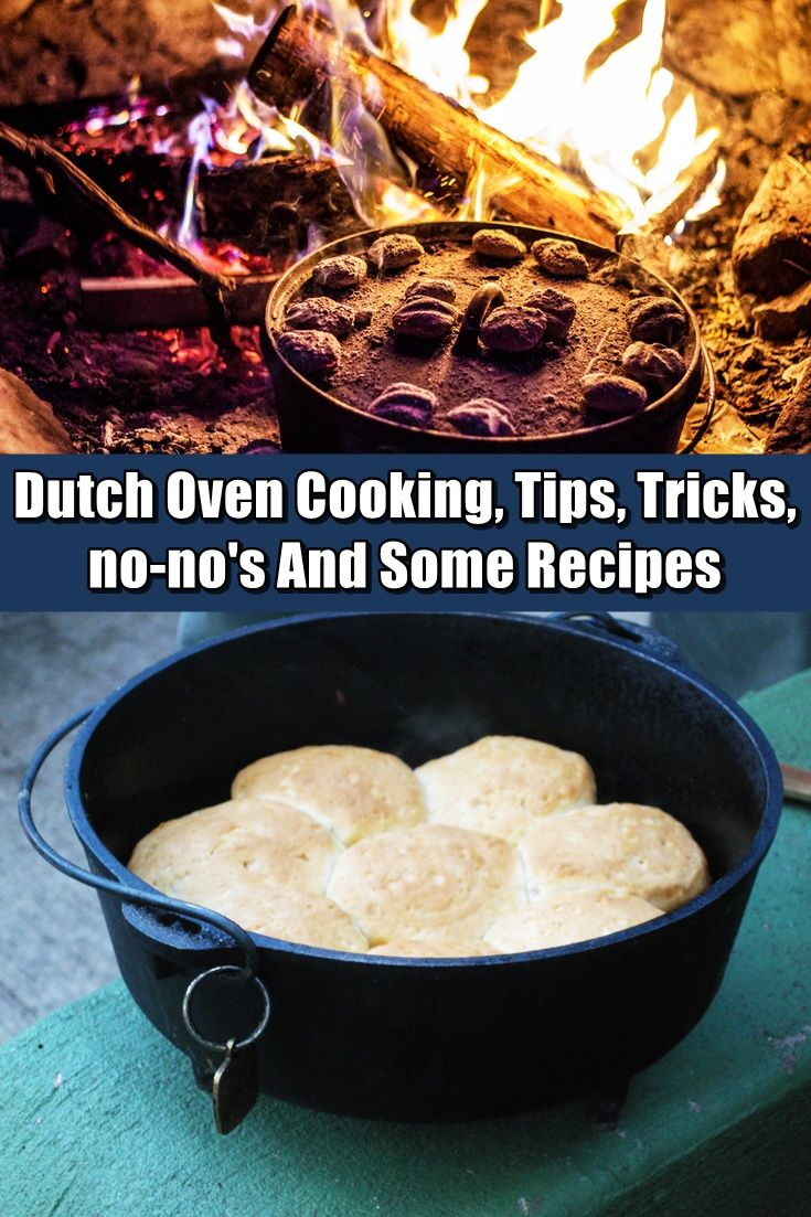 learn how to cook in a camp oven