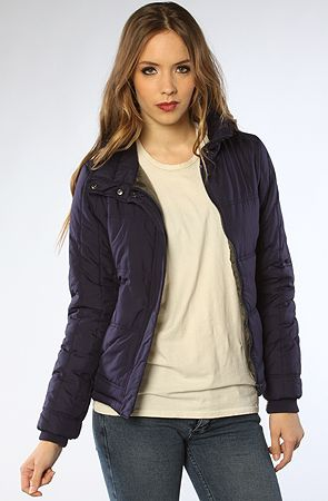The Charlottesville Ripstop Jacket in Ink Blue by Spiewak
