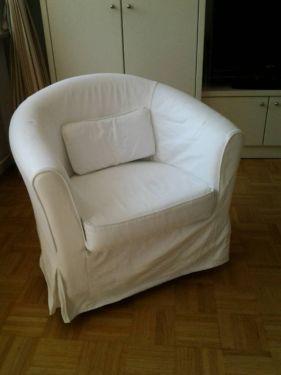 Fresh Sch ner Ikea Sessel wei in M nchen Maxvorstadt Sessel M bel gebraucht oder neu