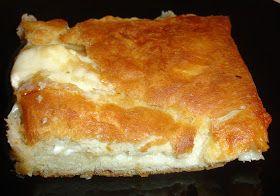 Μία πίτα που μας έφτιαχνε τη δεκαετία του '90, η πολύ καλή κουμπάρα μου, η κυρία Βούλα, στον παλιό φούρνο με ξύλα, του παραδοσιακού α...