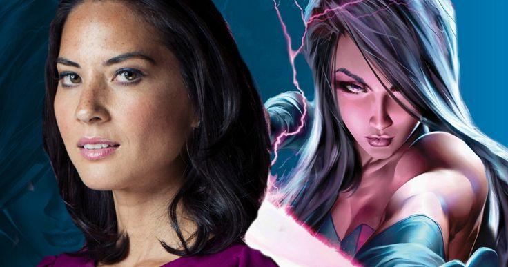 'X-Men: Apocalypse' Lands Olivia Munn as Psylocke -- Director Bryan Singer announced today that Olivia Munn has joined the cast of 'X-Men: Apocalypse' as Betsy Braddock, a.k.a. Psylocke. -- http://www.movieweb.com/x-men-apocalypse-cast-olivia-munn-psylocke