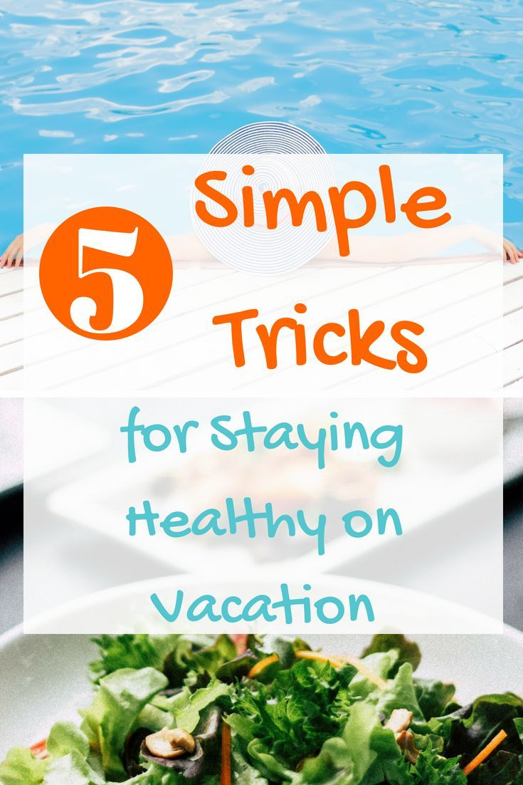 Tricks to Staying Healthy