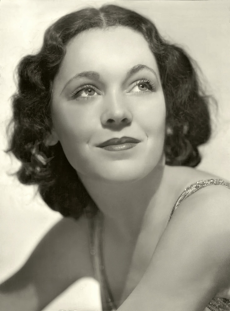 Maureen O'Sullivan, 1930's (1911-1998)  Irish-born American-based actress best known for playing Jane in the Tarzan series of films starring Johnny Weissmüller. Educated in parochial schools in London, Dublin, and Paris. She was spotted in Dublin by director Frank Borzage who was doing location shots for Fox and he invited her to Hollywood where she arrived, accompanied by her mother, in 1930. In 1932 she signed with MGM and completed nine movies at four studios. (Source: IMDb)