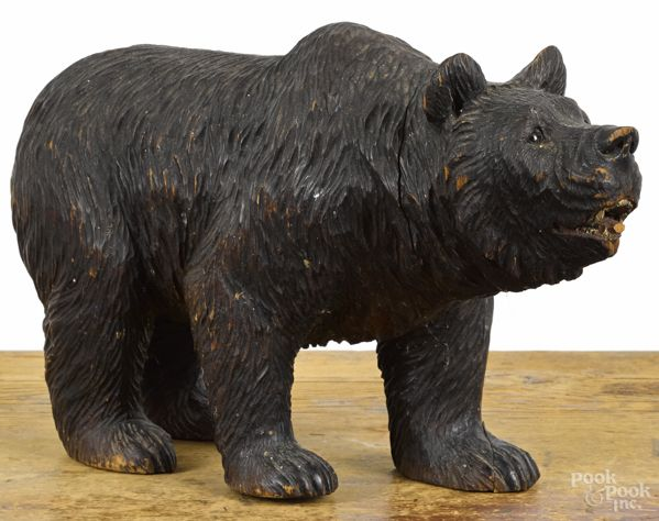 Black Forest Bear, 1900