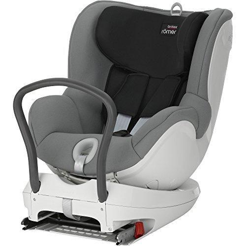 Oferta: 455.24€. Comprar Ofertas de Romer Dual Fix - Silla de coche, grupa 0+/1 (nacimiento - 15 kg), color gris (steel grey) barato. ¡Mira las ofertas!
