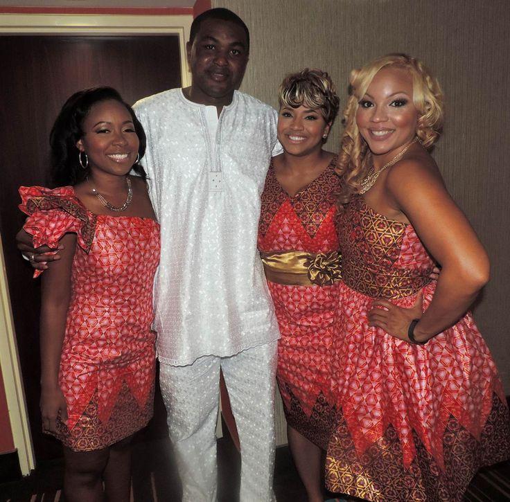 a ghana girl marries her nigerian guy ankara african