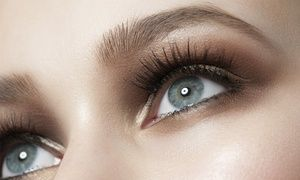 Groupon - Semi-Permanent Make-Up (£79.95) Plus Top-Up (£99.95) at Studio 9 (60% Off) in Town Centre. Groupon deal price: £79.95