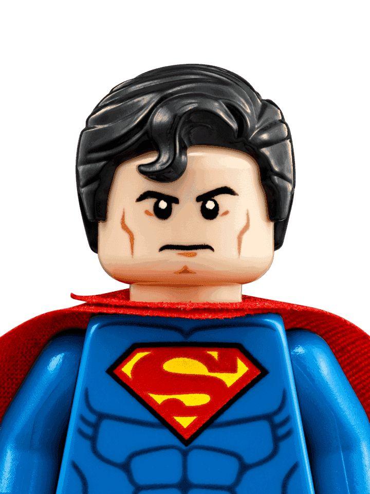 Superman™ - Characters - DC Comics Super Heroes LEGO.com