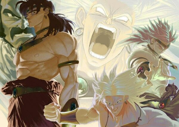 869 best images about dragon ball on pinterest android - Dragon ball z baby broly ...
