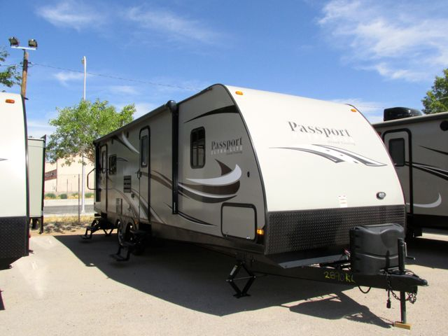 New 2016 Keystone Passport 2890RL Travel Trailer