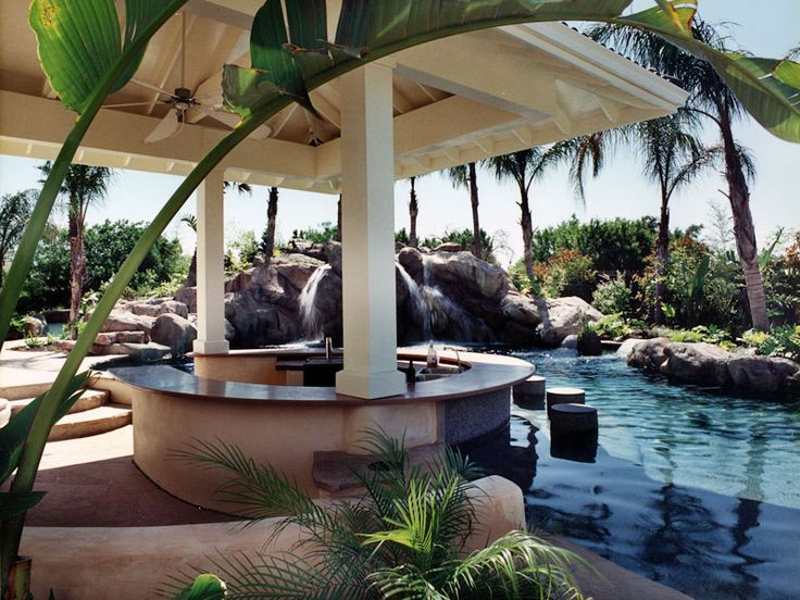 Pool Designs With Bar 130 best stone swimmingpools and bars images on pinterest