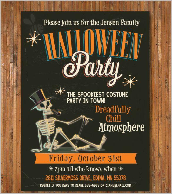 12 best halloween invitation images on pinterest | halloween, Invitation templates