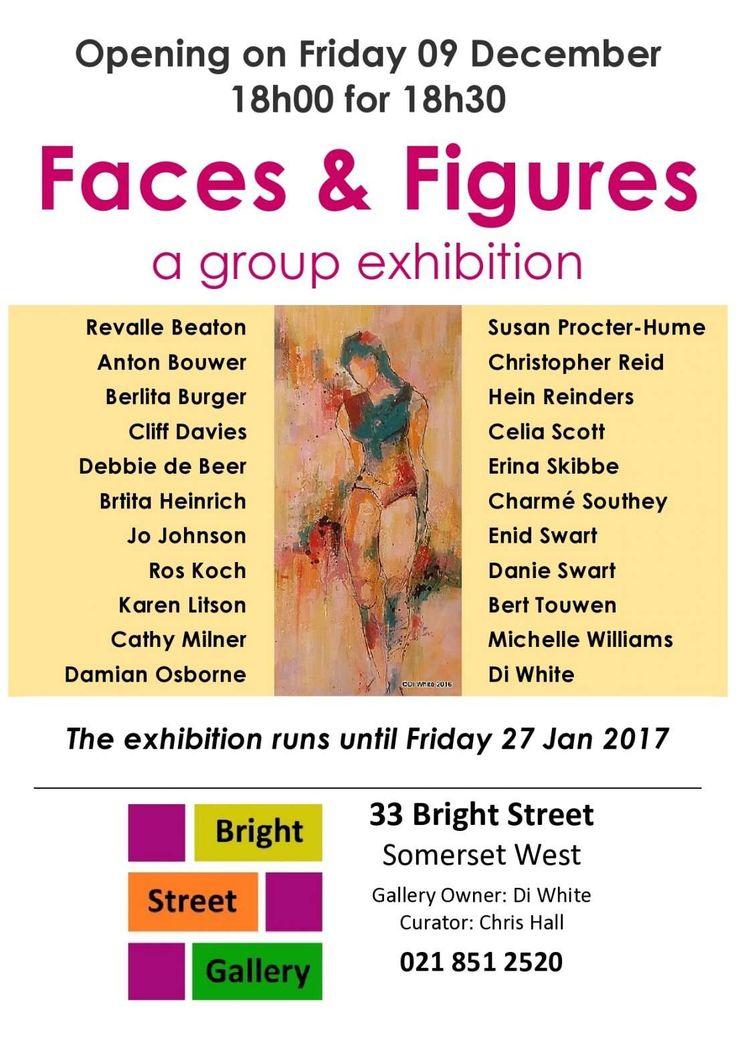 Faces & Figures - a group exhibition