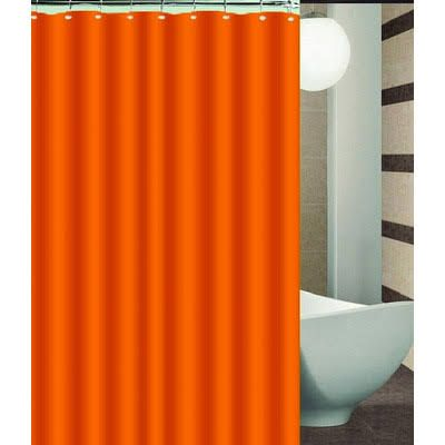 BH Home MildewFree Polyester Fabric Water Repellent Shower Curtain Liner  Orange   Check this awesome product by going to the link at the image Best 25  Orange shower curtains ideas on Pinterest   Orange shower  . Orange Shower Curtain Liner. Home Design Ideas