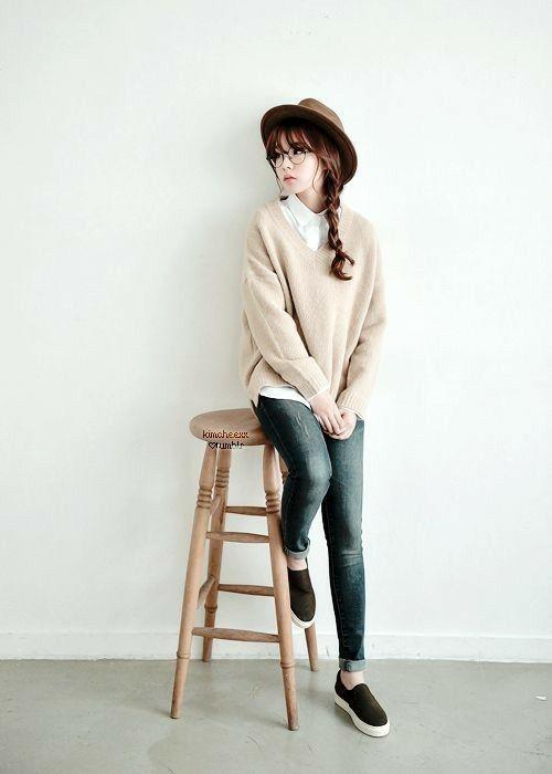 Moda y estilo coreano || Outfits coreanos #koreanstyle # ...