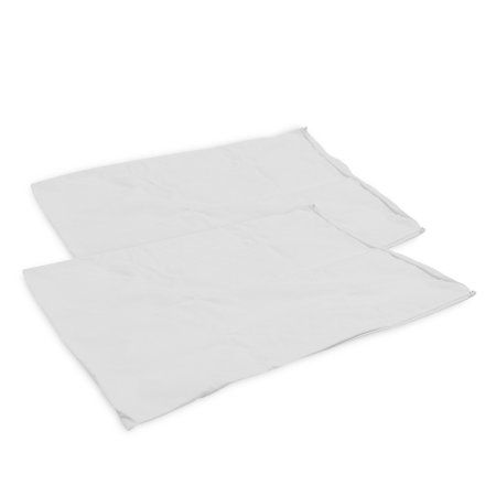 5-Piece Bed Bug Prevention Pack Plus with InvisiCase Pillow Protectors and 9-Inch Bed Encasement Bundle, King, White