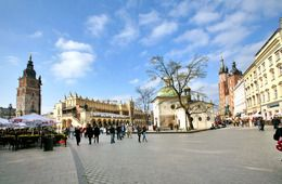 Krakow Old Town Walking Tour - DiscoverCracow.eu
