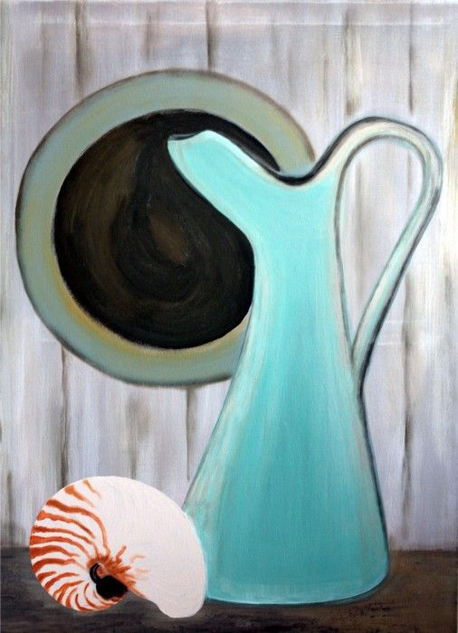 nautilus // acryl // canvas //