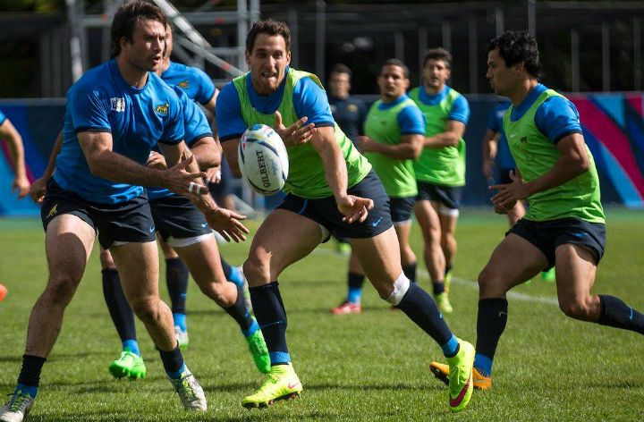 #Hourcade definió el equipo para debutar ante los #AllBlacks. Los #Pumas iniciarán el Mundial de #Rugby el domingo contra el último campeón. http://www.argnoticias.com/deportes/rugby/item/37381-hourcade-defini%C3%B3-el-equipo-para-el-debut-ante-los-all-blacks