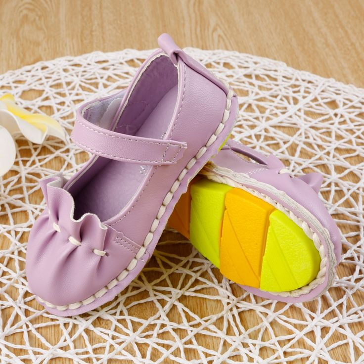 Ritzy Step Charming Lavender Shoes #Kids, #Footwear