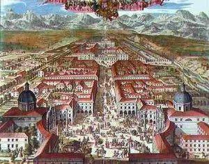 La Venaria Reale e la sua storia. #Torino