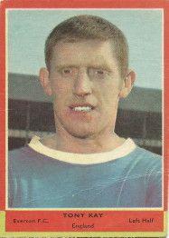 107. Tony Kay  Everton