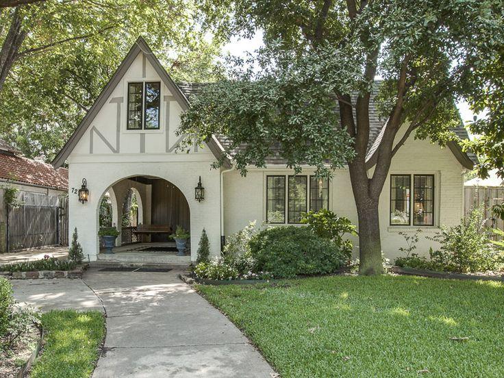 Best 25 Tudor Style Homes Ideas On Pinterest