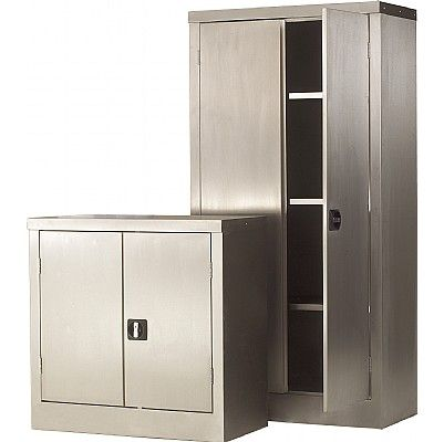Premium Stainless Steel Cupboards for Catering