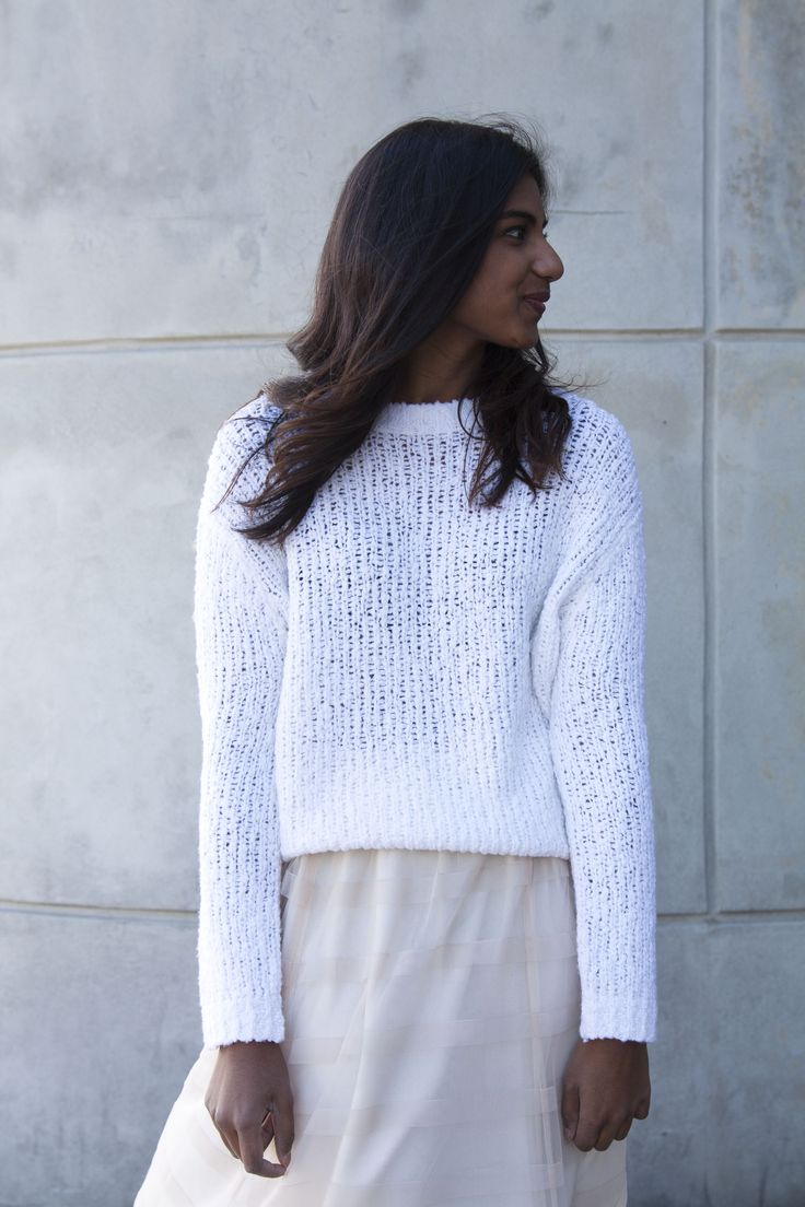 Merino wool knitt from Vince
