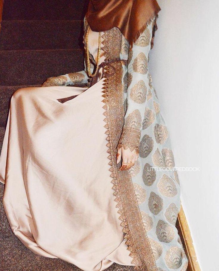 Classy elegant outfit, Mashallah