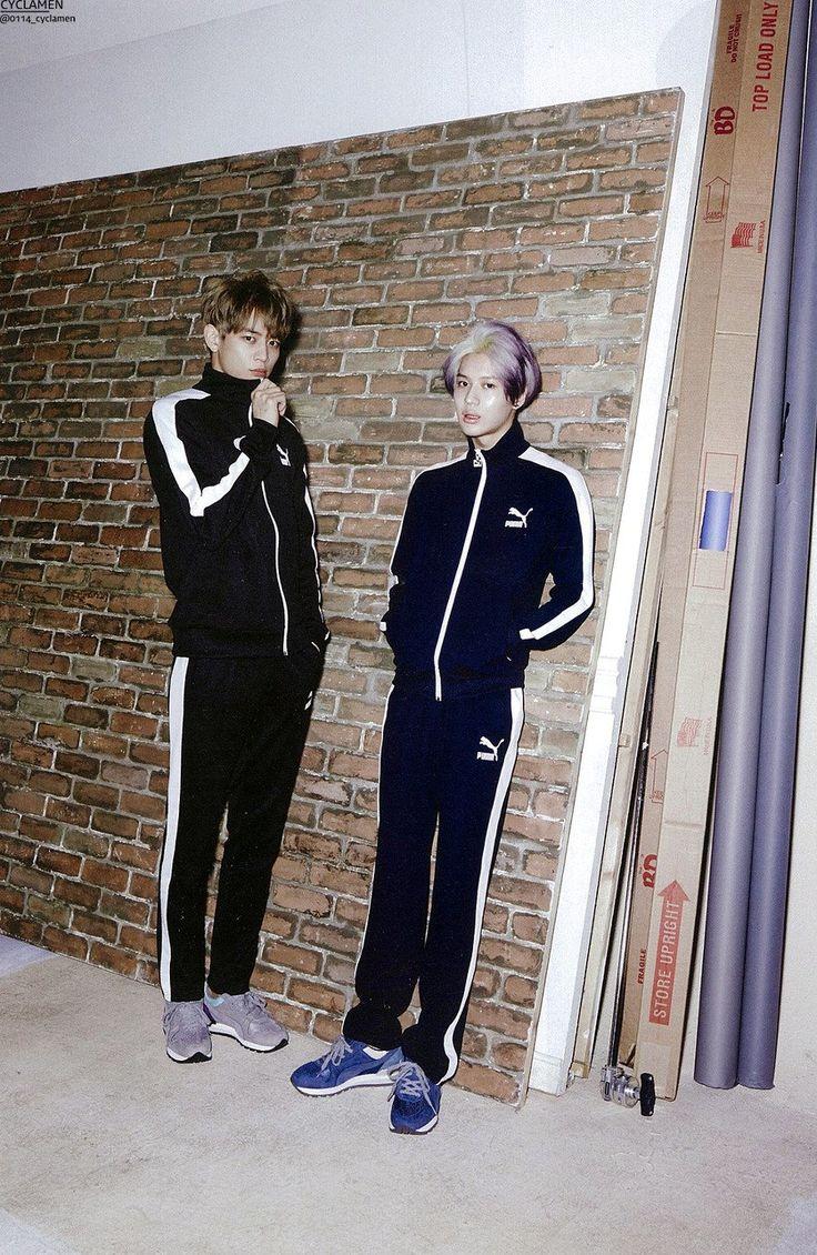Minho & Taemin ' OhBoy! 057 <65 GREEN FILMS> ' // 150430 | ME?...SHINee!