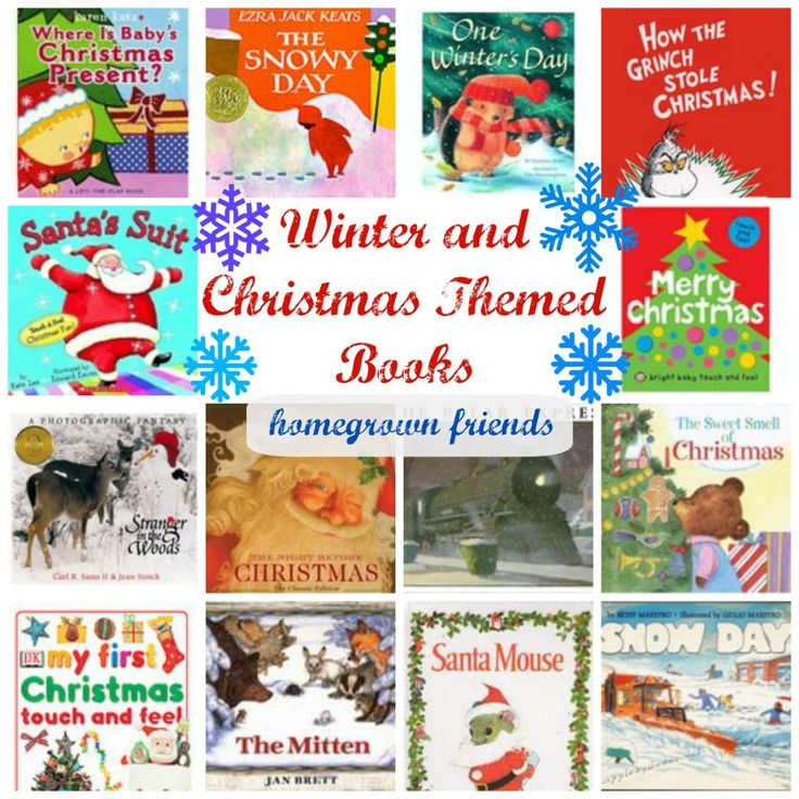 17 Best Christmas Books Images On Pinterest