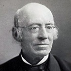 William Lloyd Garrison (1805-1879): Abolitionist who started an abolitionist paper, The Liberator.