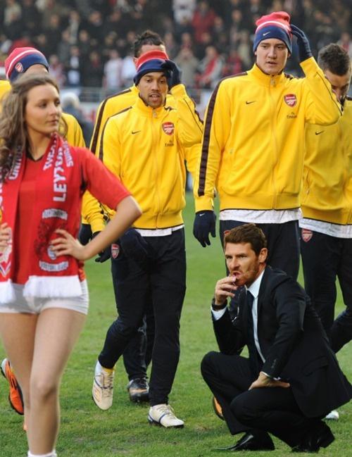 Arsenal Football Players