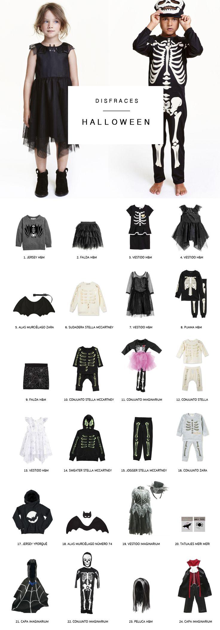 Los disfraces más terroríficos de este Halloween para los más peques de la casa #halloween #halloween2016 #disfracesinfantiles #disfracesniños #disfracesniñas #disfraces #zarakids #hmkids #imaginarium #yporque #merimeri #numero74 #kidscostumes #halloweencostumes #halloweenkidscostumes #trajeesqueleto #esqueleto #capavampiro #capadrácula #vestidobruja #disfrazdrácula #disfrazvampiro #disfrazbruja #disfraznoviacadáver #noviacadáver #alasmurciélago #disfrazmurciélago
