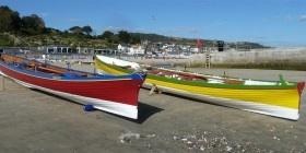 "Love Dorset » ""Tempest"" Pilot Gig Launch in Lyme Regis"