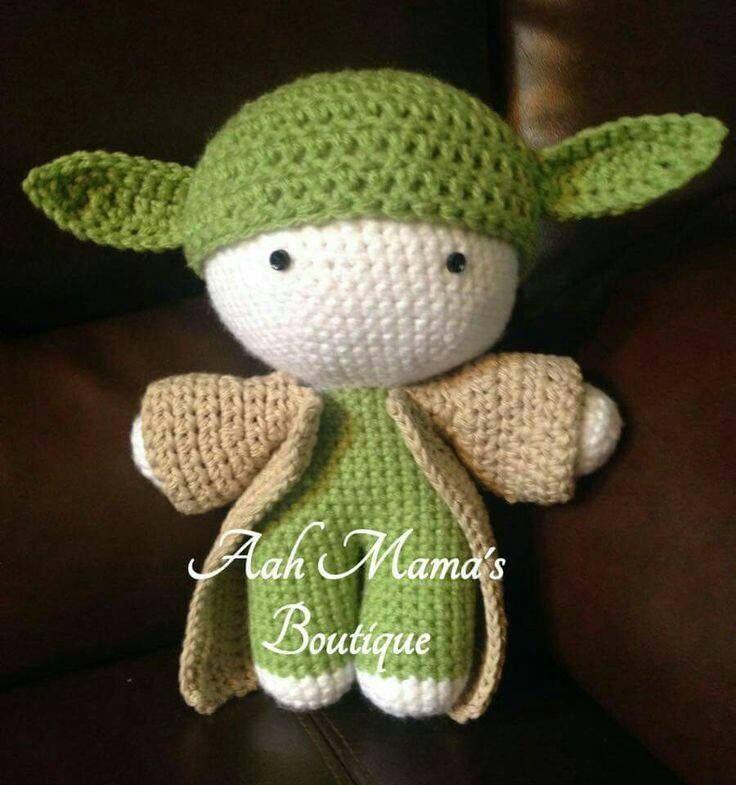 Crochet Amigurumi Doll Head : 17 Best images about Crochet Big Head Dolls on Pinterest ...