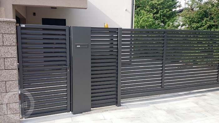 Mastnak ograja. Izdelujemo ograje. Ograjni sistemi za vaš dom.