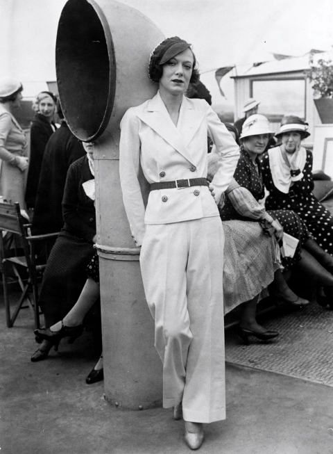 1930s fashion chic