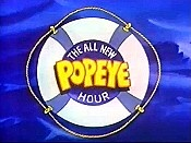 The All-New Popeye Hour  1978-1983