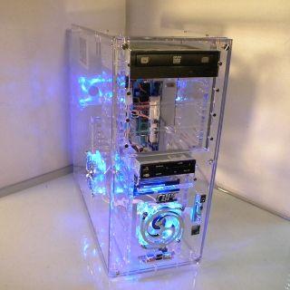 CBPC Custom Clear Computer