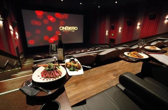CineBistro Pairs Fine Food & Films for a Truly Entertaining Experience #popculture trendhunter.com
