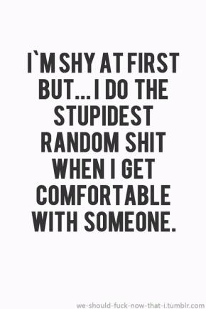 Just ask my husband...I M Shy, Life, Stuff, Quotes, Random, Funny, So True, Crossword Puzzle, True Stories