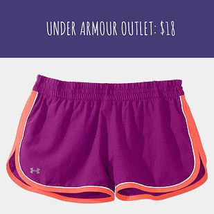 Under Armour | 14 Outlet Stores You Never Knew You Could Shop Online