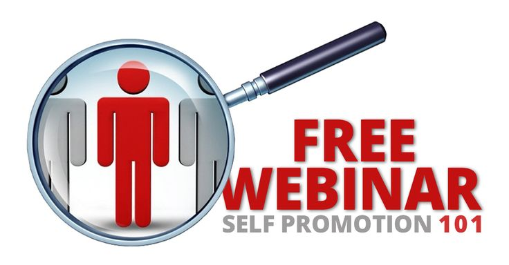 In this free webinar we will show you how to promote your band, your business, or your career. Learn insider, no B.S. tips that you can put into practice right away.   You will learn:  -How to develop a product, service, or act that everybody wants  -How to price yourself and your products and be competitive  -Where to locate your business or band and how to discover new markets  -How to use all the best tools available to get the word out