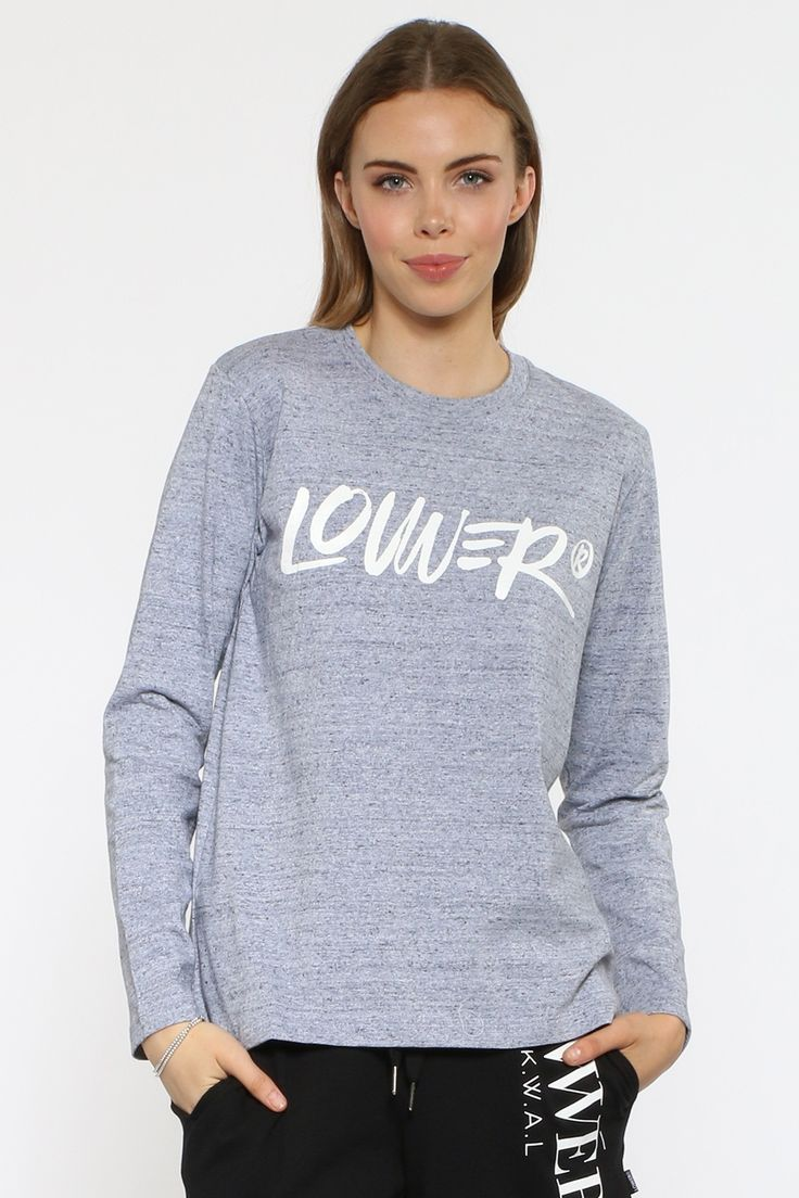 Lower Relax Long Sleeve - Skitse - Long Sleeve Tees | North Beach